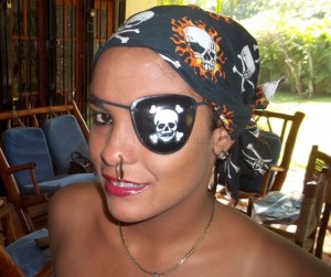 Arrrh DiDi The Pirate