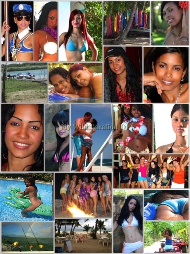 Collage #1 the chicas