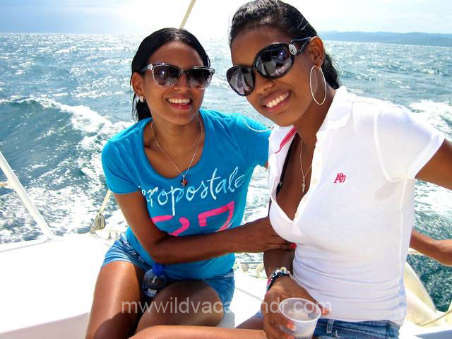 The wild island times second quarter for Girls gone fishing