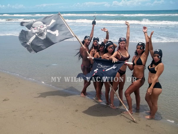 Sex Vacation Pirates Party At The Villas