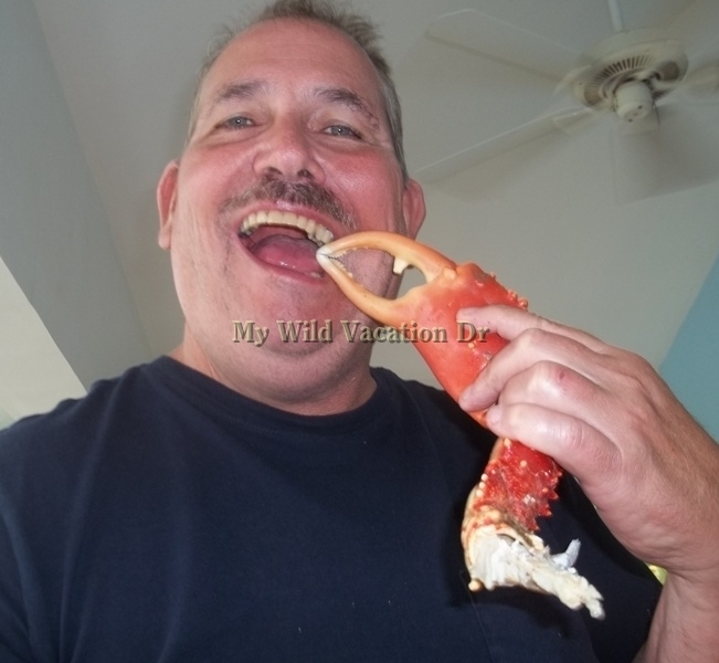 A Pica Crab And Lobster Snack