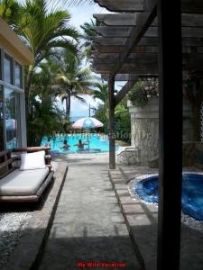 Villas Hot Tub And Pool