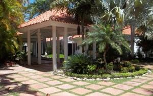 Marbella Villa Entrance
