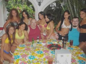 MWV Birthday Party
